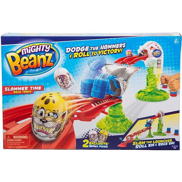 Mighty Beanz Slammer Time versenypálya - 1. kép