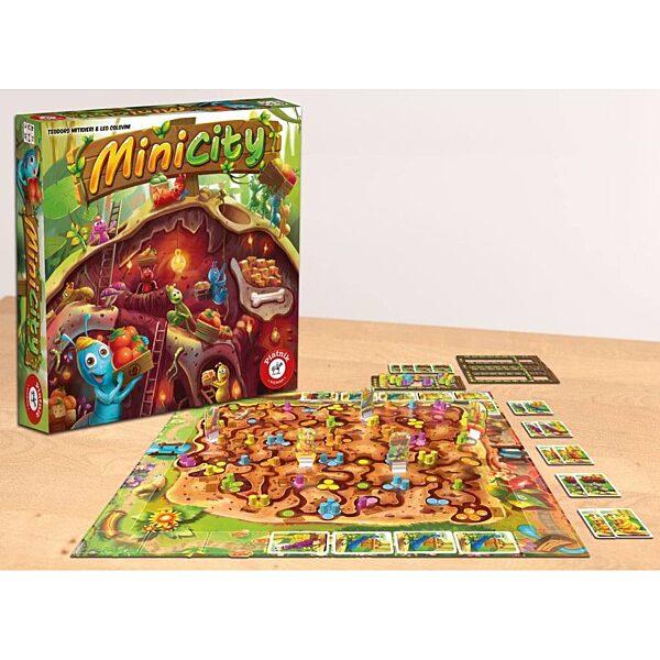 MiniCity társasjáték - 2. kép