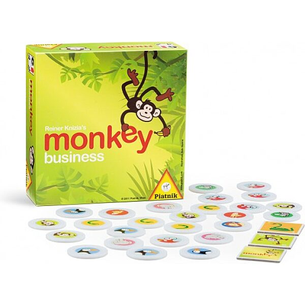 Monkey Business - 1. kép