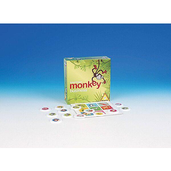 Monkey Business társasjáték - 1. kép