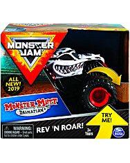 Monster Jam: Monster Mutt Dalmatian hátrahúzhatós kisautó - 1. kép