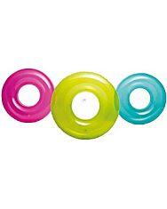 Neon úszógumi - 91 cm