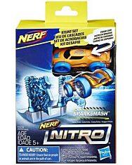 NERF Nitro szivacsautó ugrató pályaelemmel -többféle - 1. kép