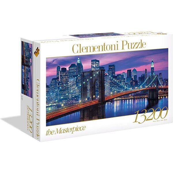 New York 13200 db-os puzzle - Clementoni - 2. kép