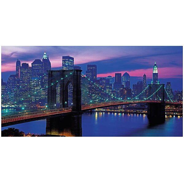 New York 13200 db-os puzzle - Clementoni - 1. kép
