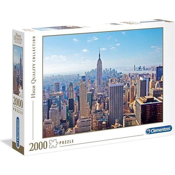New York 2000 db-os puzzle - Clementoni - 2. kép
