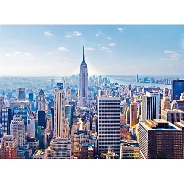New York 2000 db-os puzzle - Clementoni - 1. kép
