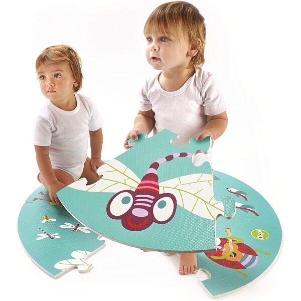 Oops Puzzle játszószőnyeg 7 db-os - 3. kép