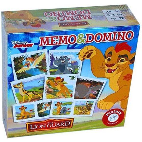 Oroszlán őrség Memória Domino - 1. kép