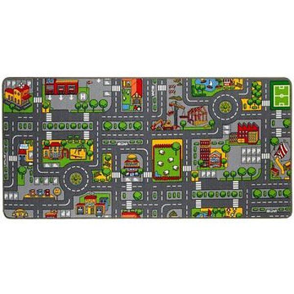 Paradiso Toys: Duoplay kétoldalas térkép játszószőnyeg - 1. kép