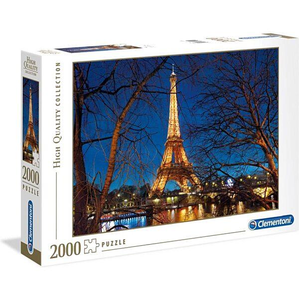 Párizs 2000 db-os puzzle - Clementoni - 2. kép