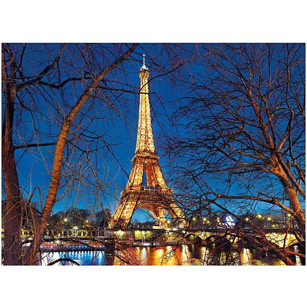 Párizs 2000 db-os puzzle - Clementoni - 1. kép