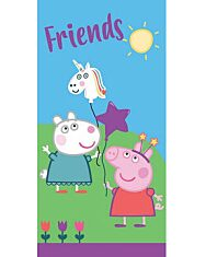 Peppa Malac: Friends törölköző - 1. kép