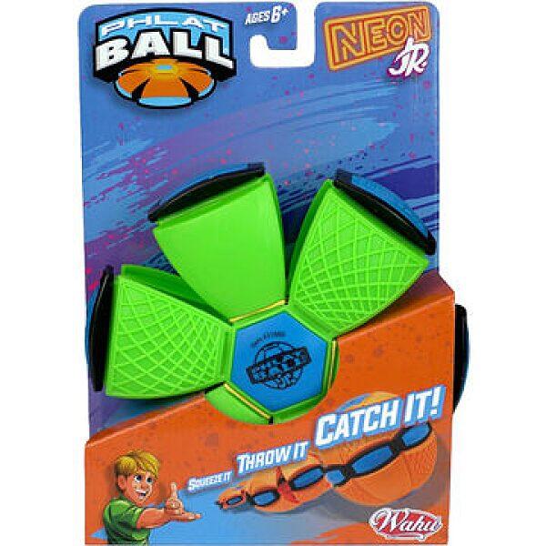 Phlat Ball Junior: Frizbilabda - Zöld-kék - 1. kép