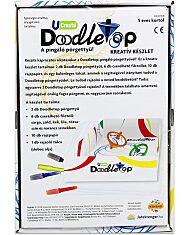 Pingáló Pörgettyű - Doodletop design szett - 2. kép