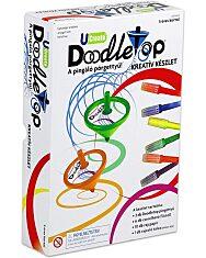Pingáló Pörgettyű - Doodletop design szett - 1. kép