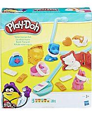 Play-Doh: Állatorvos gyurmaszett - 1. kép