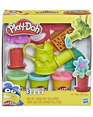 Play-Doh - Virágoskert gyurmaszett - 1. kép