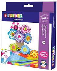 Playbox: Papírvirágok kreatív szett - 1. kép