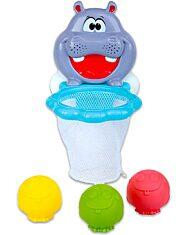 Playgo: Zsákoló víziló fürdőjáték - 1. kép