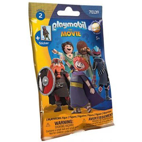 Playmobil the Movie: meglepetés figura - 2. széria - 1. kép
