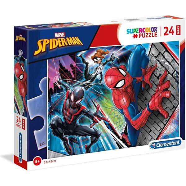 Pókember 24 db-os maxi puzzle - Clementoni - 2. kép