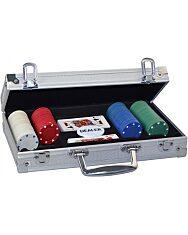 ProPoker Texas Hold'em póker szett 200 db-os oktató DVD-vel - 2. kép