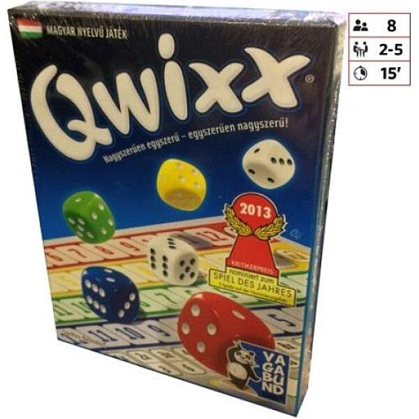 Qwixx társasjáték - 1. kép