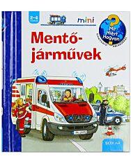 Ravensburger: Mit miért hogyan mini - Mentőjárművek - 1. kép