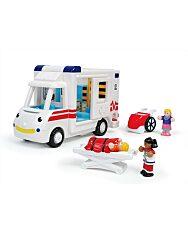 WOW Robin mentőautója - 1. kép
