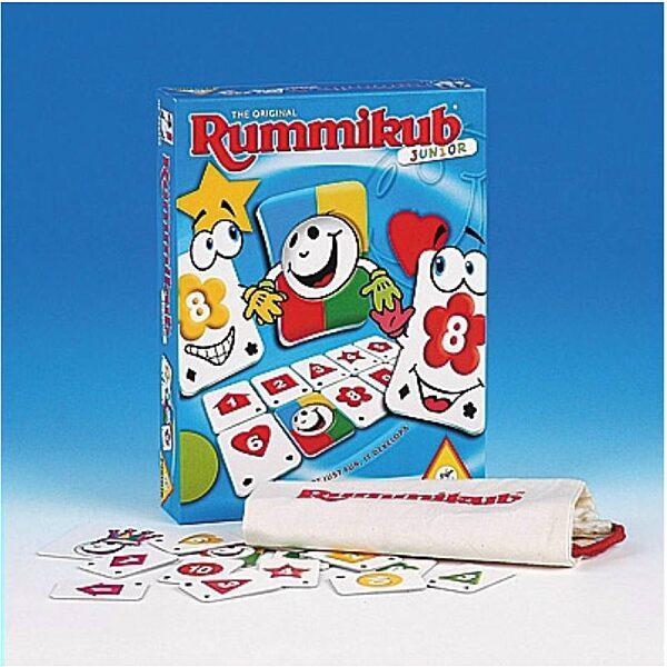 Rummikub Junior társasjáték - 1. kép