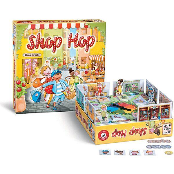 Shop Hop társasjáték - 1. kép