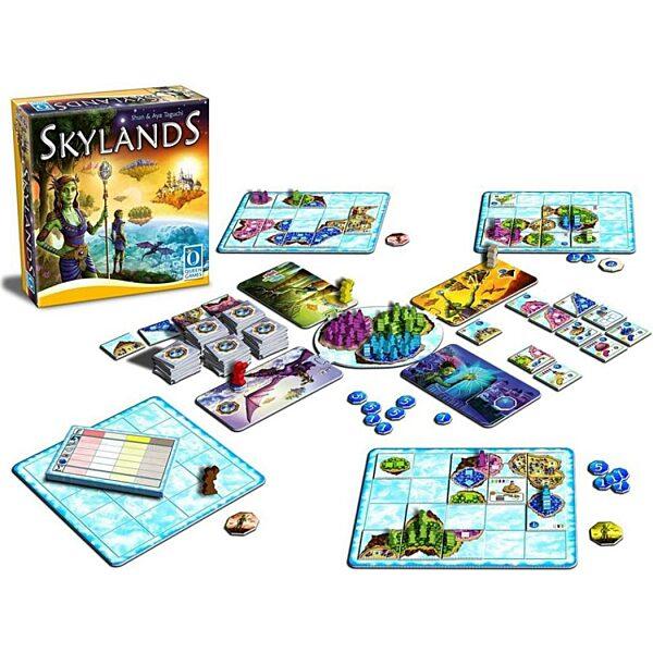 Skylands társasjáték - 2. kép