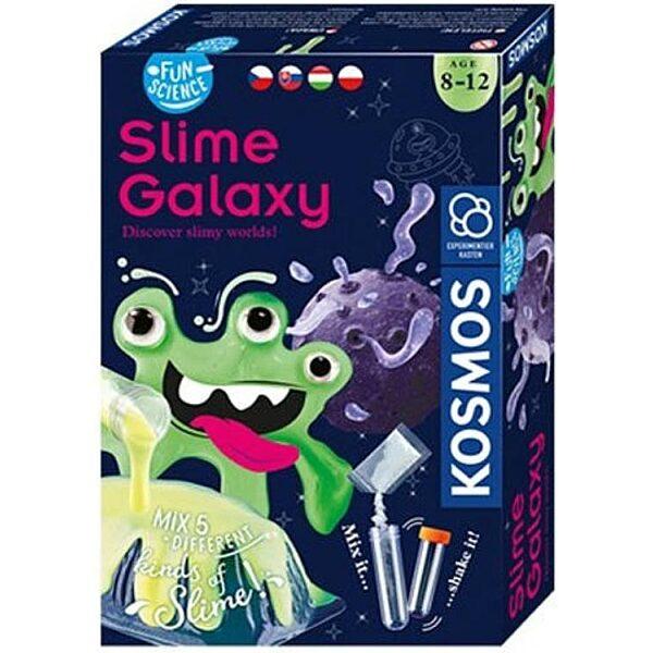 Slime Galaxi kísérletező készlet - 1. kép