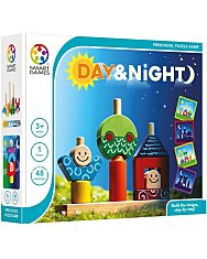 Smart Games Éjjel és nappal logikai játék - 1. kép