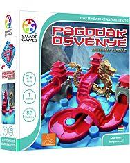 Smart Games Pagodák ösvénye logikai játék - Sárkány kiadás - 1. kép