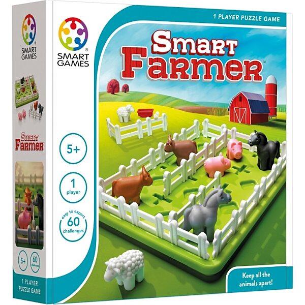 Smart Games Smart Farmer logikai játék - 1. kép