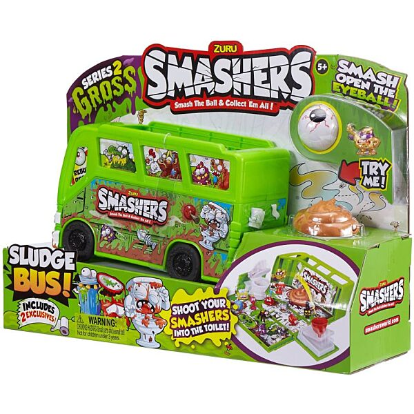 Smashers S2 dagonyabusz - 2. kép