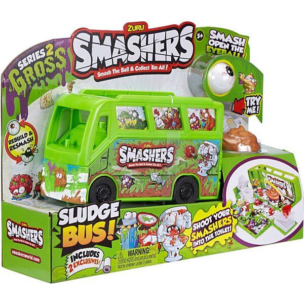 Smashers S2 dagonyabusz - 3. kép