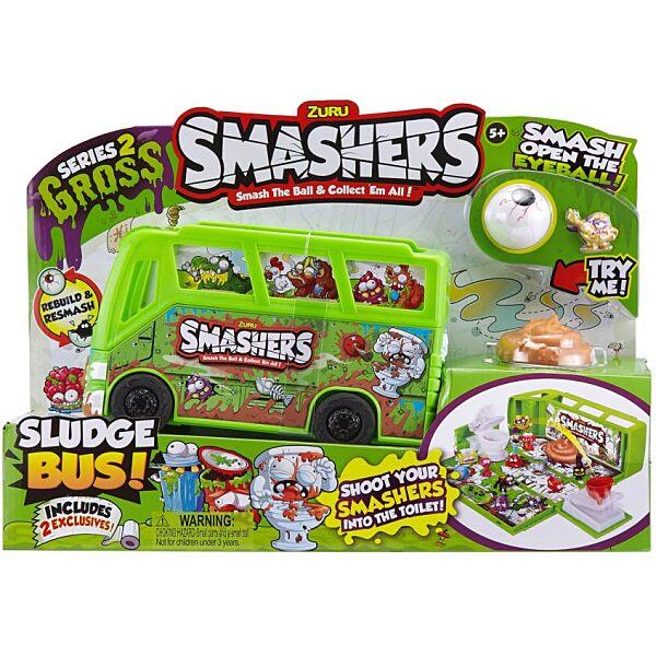Smashers S2 dagonyabusz - 1. kép