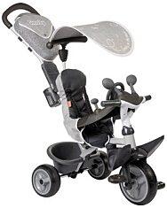 Smoby: Baby Driver Comfort tricikli - szürke - 1. kép