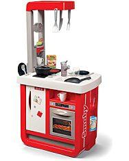 Smoby: Bon Appetit elektronikus konyha - piros-fehér - 1. kép
