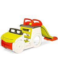 Smoby: Nagy játékautó csúszdával - 1. kép