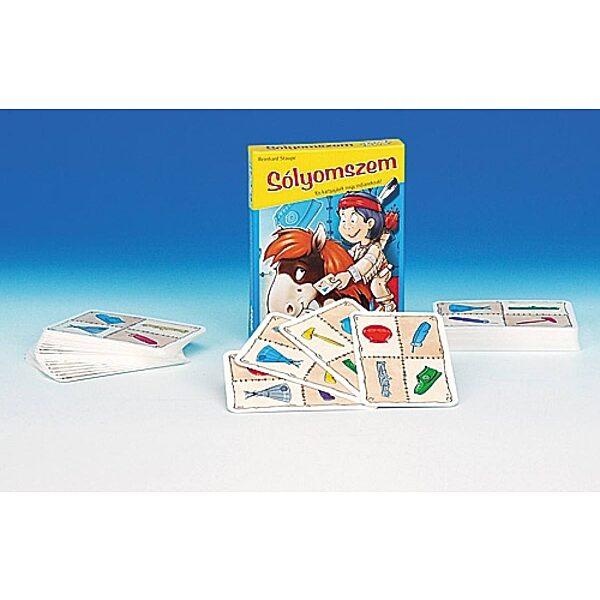 Sólyomszem kártyajáték - 1. kép