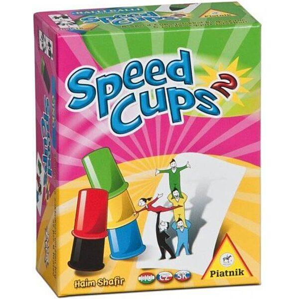 Speed Cups 2 társasjáték - 1. kép