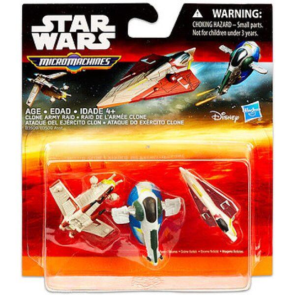 Star Wars 7 Micromachines: Klón hadsereg - 1. kép