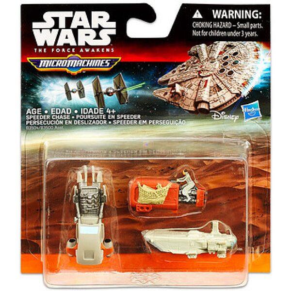 Star Wars 7 Micromachines: Sikló hajsza - 1. kép