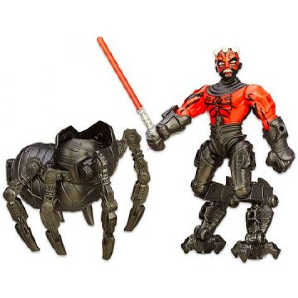 Star Wars: Hero Masters - Darth Maul - 1. kép