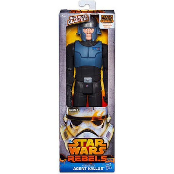 Star Wars: Rebels nagy akciófigurák - Agent Kallus - 1. kép
