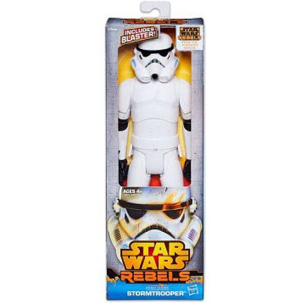 Star Wars: Rebels nagy akciófigurák - Stormtrooper - 1. kép